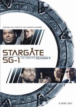 Stargate SG-1: Season 9 Giftset (DVD)