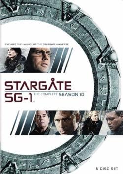 Stargate SG-1: Season 10 (DVD)