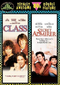 Class & Secret Admirer (DVD)