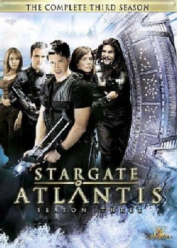 Stargate Atlantis: Season 3 (DVD)