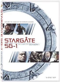 Stargate SG-1: Season 1 Giftset (DVD)