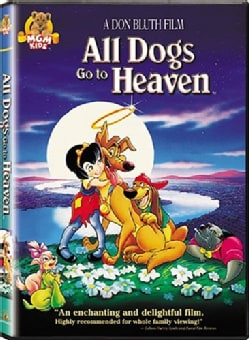 All Dogs Go To Heaven (DVD)