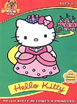 Hello Kitty: Becomes A Princess (DVD)