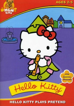 Hello Kitty Plays Pretend (DVD)