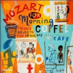 Various - Mozart for Morning Coffee