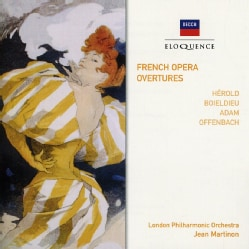 London Symphony Orchestra - French Opera Overtures