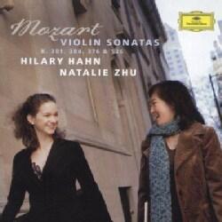 Hilary Hahn - Mozart: Violin Sonatas - K. 301; 304; 376; & 526