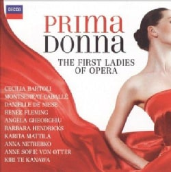 Various - Prima Donna: The First Ladies of Opera