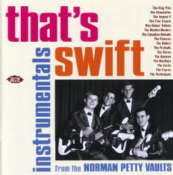 Various - That's Swift- Instrumentals From The Norman Petty Vaults