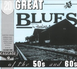 Various - 20 Great Blues Recordings of 50s & 60