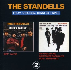 Standells - Dirty Water/Why Pick on ME Sometimes
