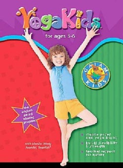 Yoga Kids For Ages 3-6 (DVD)