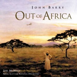 JOHN BARRY/JOEL  MCNEELY/ ROYAL SCOTTISH NATIONA - OUT OF AFRICA