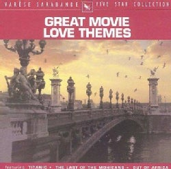 Various - Great Movie Love Themes
