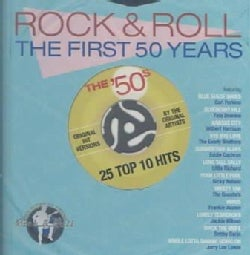 Various - 25 Top 10 Hits Of The Early '50s