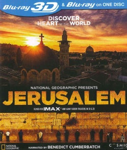 Jerusalem 3D (Blu-ray Disc)