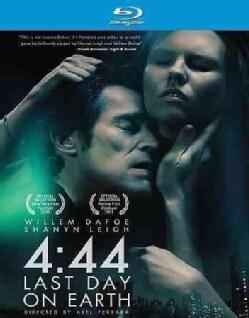 4:44 Last Days on Earth (Blu-ray Disc)