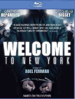 Welcome To New York (Blu-ray Disc)