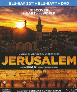 Jerusalem 3D (Blu-ray/DVD)
