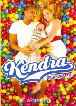 Kendra Seasons 2 & 3 (DVD)