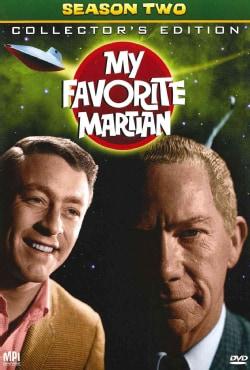 My Favorite Martian: Season 2 (DVD)