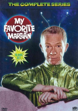 My Favorite Martian: The Complete Series (DVD)