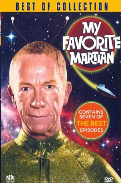 The Best Of My Favorite Martian (DVD)