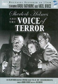 Sherlock Holmes: The Voice of Terror (DVD)