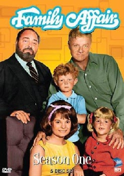 Family Affair Season 1 (DVD)