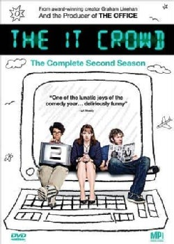 The IT Crowd: The Complete Second Season (DVD)