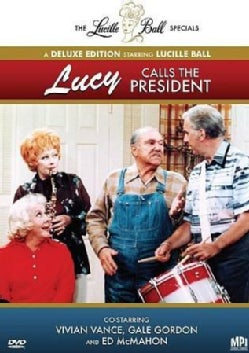 Lucy Calls The President (DVD)