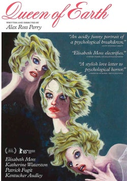 Queen Of Earth (DVD)