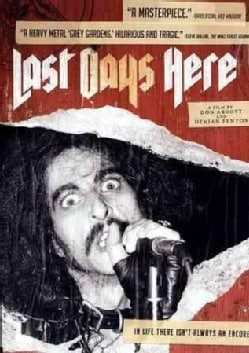 Last Days Here (DVD)