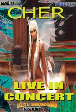 Cher: Live in Concert (DVD)