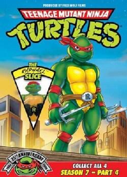 Teenage Mutant Ninja Turtles 25th Anniversary Season 7 Part 4: The Raphael Slice (DVD)