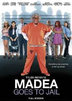 Madea Goes to Jail (DVD)