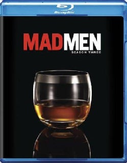 Mad Men Season 3 (Blu-ray Disc)
