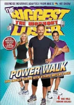 The Biggest Loser: Power Walk (DVD)