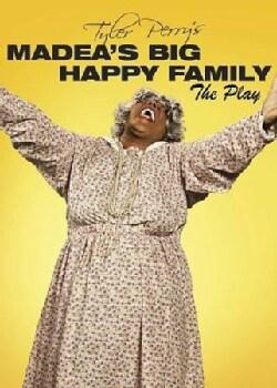 Madea's Big Happy Family (Play) (DVD)