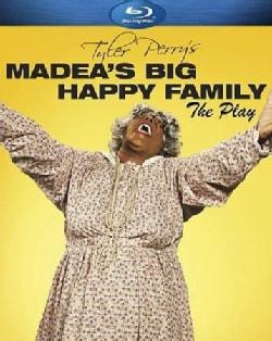 Madea's Big Happy Family (Play) (Blu-ray Disc)