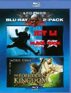 Black Mask/The Forbidden Kingdom (Blu-ray Disc)