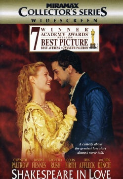 Shakespeare In Love (DVD)
