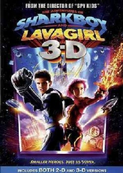 The Adventures Of Sharkboy And Lavagirl (DVD)