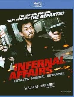 Infernal Affairs (Blu-ray Disc)