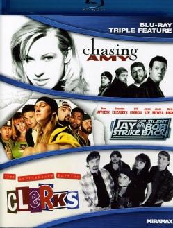 Chasing Amy/Clerks/Jay & Silent Bob Strike Back (Blu-ray Disc)