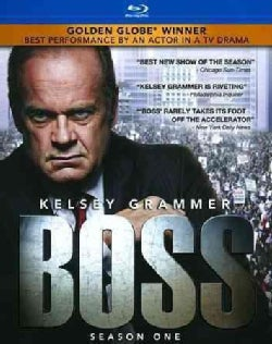Boss Season 1 (Blu-ray Disc)