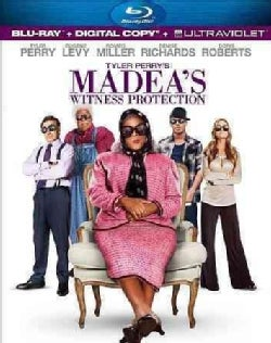 Madea's Witness Protection (Blu-ray Disc)