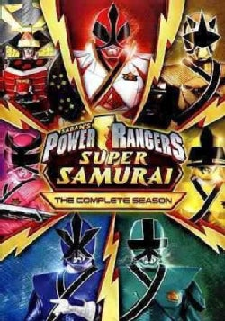 Power Rangers Super Samurai: The Complete Season (DVD)