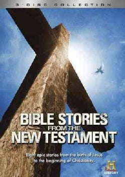 Bible Stories From The New Testament (DVD)