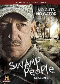 Swamp People: Season 3 (DVD)